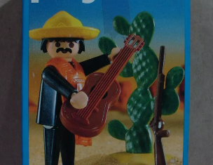 Playmobil - 3384-ant - Mexican