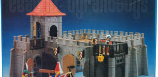 Playmobil - 3446-ant - Small Castle