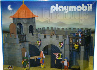 Playmobil - 1-3446-ant - Small Castle