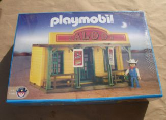 Playmobil - 1-3461-ant - Saloon