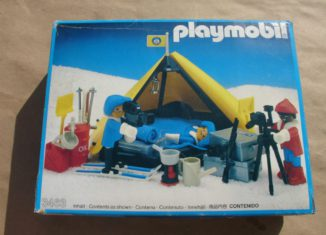 Playmobil - 3463-ant - Polar Explorers