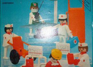 Playmobil - 3490-ant - Hospital Team