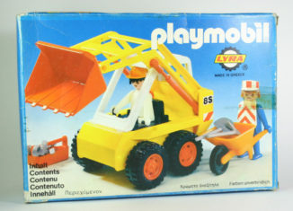 Playmobil - 3507-lyr - Mini-Bagger