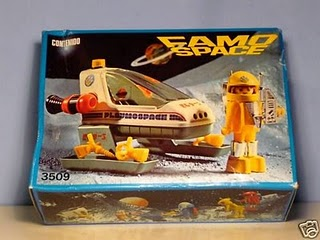 Playmobil 3509-ant - Space Buggy - Box