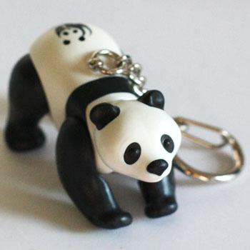 Playmobil 0000-ger - WWF Panda - Back