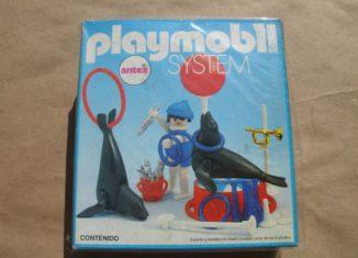 Playmobil - 3518-ant - Seelöwen-Dressur