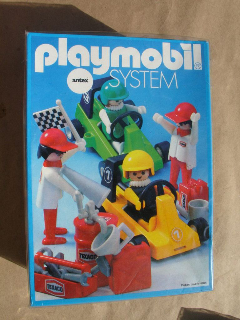 Playmobil 3523-ant - Go Karts - Box