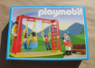 Playmobil - 3552-ant - Children With Swing