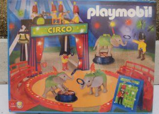 Playmobil - 1-3553-ant - Circus Arena