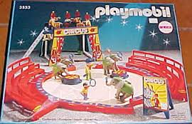 Playmobil 3553-ant - Circus Arena - Box
