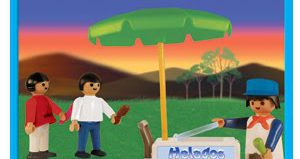 Playmobil - 3563-ant - Ice Cream Cart