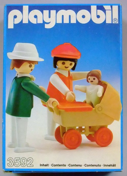 Playmobil 3592 - Family - Box