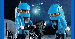 Playmobil - 3907-ant - Astronauts