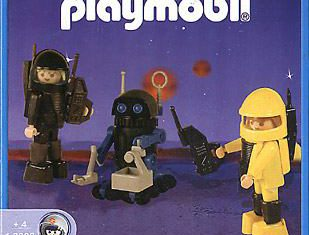 Playmobil - 1-3908-ant - Astronauts & Robot