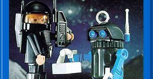 Playmobil - 3908-ant - Astronaut & Robot