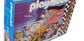 Playmobil - 3930-ant - 2 Car Racing Set