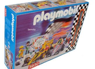 Playmobil - 3930-ant - 2 Car Racing Set