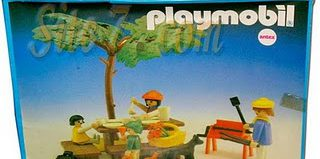 Playmobil - 3941v1-ant - Picnic and Barbecue