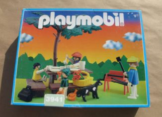Playmobil - 3941v2-ant - Picnic and Barbecue