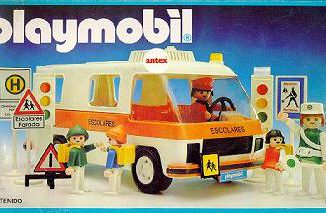 Playmobil - 3943-ant - School Bus