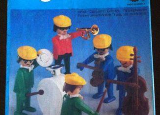 Playmobil - 3L41-lyr - Band