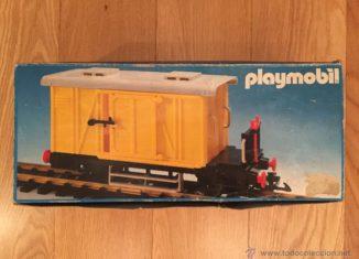 Playmobil - 4102-fam - Cargo Wagon