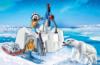 Playmobil - 9056 - Arctic Explorers with Polar Bears