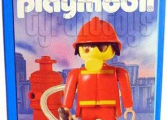 Playmobil - 9300-ant - Fireman