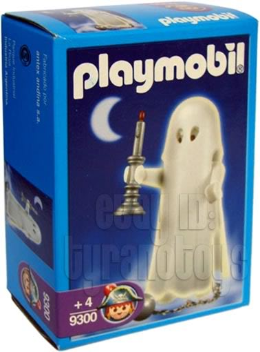 Playmobil 9300-ant - Ghost - Box