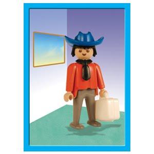 Playmobil 9300-ant - Traveller - Box