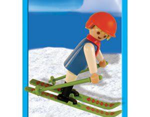 Playmobil - 9300-ant - Skier