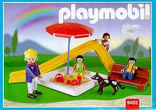 Playmobil 9402-ant - Playground - Box