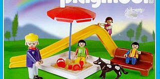 Playmobil - 9402-ant - Playground