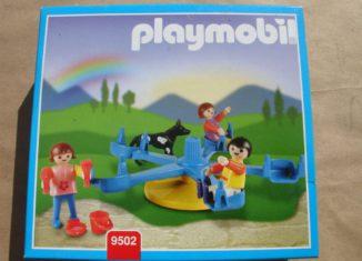 Playmobil - 9502-ant - Merry-go-Round