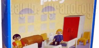 Playmobil - 9504-ant - Bedroom