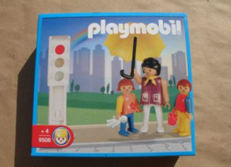 Playmobil - 9506-ant - Mother with Children