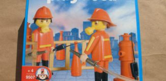 Playmobil - 9507-ant - Two Firemen
