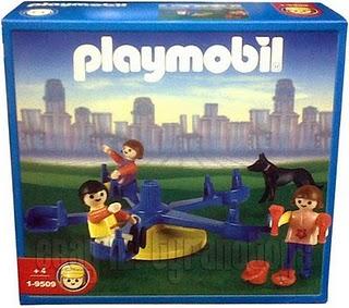 Playmobil 1-9509-ant - Merry-go-Round - Box