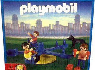 Playmobil - 1-9509-ant - Merry-go-Round