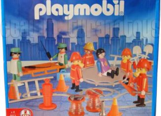 Playmobil - 9514-ant - Fire Rescue