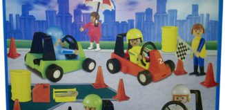 Playmobil - 1-9522-ant - Go Karts