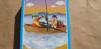 Playmobil - 9605-ant - Fisherman and Son