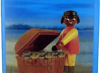 Playmobil - 1-9612-ant - Native with Treasure