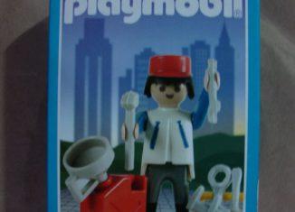 Playmobil - 9749-ant - Mechanic