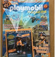 Playmobil - 30791753 - Playmobil Magazine France nº 15