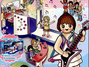Playmobil - 30796743 - Playmobil Pink Magazine France (June 2016)