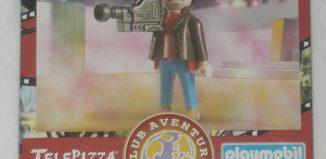 Playmobil - 0000v12-esp - Telepizza Give-away Reporter