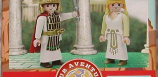 Playmobil - 0000-esp - Telepizza Give-away Romans