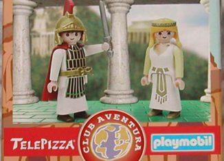 Playmobil - 0000-esp - Telepizza Give-away Romans
