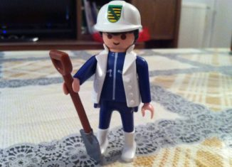Playmobil - 0000-ger - TLG Construction Worker